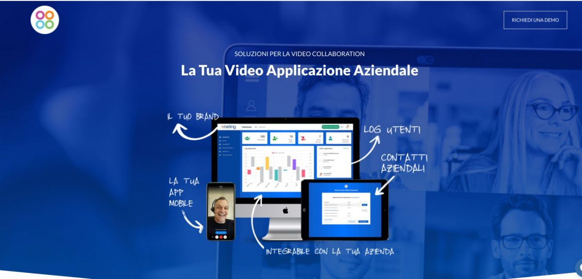 Wevid Software Video Conference Neting